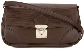 Louis Vuitton Mocha Epi Leather Pochette Segur Bag - BROWN - STYLE