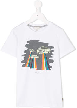 Paul Smith UFO print T-shirt