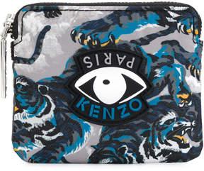 Kenzo Eye tiger print wallet