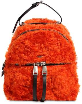 Moschino Mohair Backpack