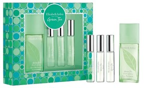 Green Tea by Elizabeth Arden Women's Holiday Fragrance Sampler - 4pc