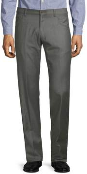Zanella Men's Flannel 130 Wool Pants