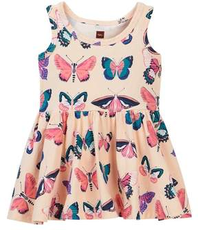 Tea Collection Locals Only Tank Dress (Baby Girls)