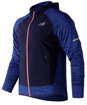 New Balance Men's MJ73256 NB Heat Run Jacket