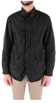 Allegri Men's Green Polyester Outerwear Jacket.