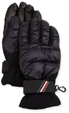 Moncler Guanti Quilted Gloves