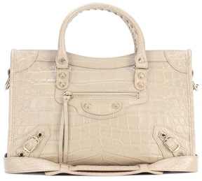 Balenciaga Classic City S leather tote