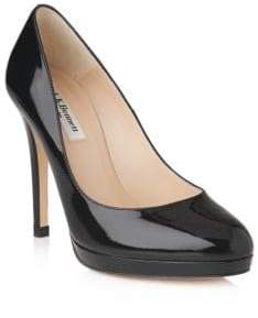 LK Bennett Sledge Leather Pumps