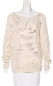 Co Knit Raglan Sweater