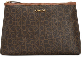 Calvin Klein Signature Large Cosmetics Case