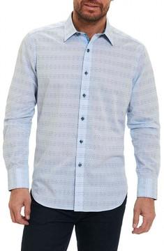 Robert Graham Men's Dev Classic Fit Sport Shirt
