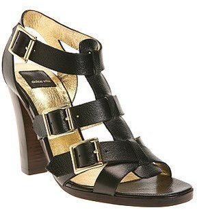 The cheapest buckle gladiator sandals popsugar fashion for 1 2 buckle my shoe 3 4 shut the door