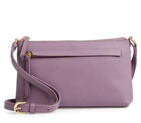 Nordstrom Mya Leather Crossbody Bag