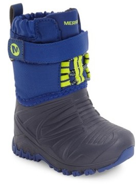 Merrell Toddler Snow Quest Lite Waterproof Snow Boot