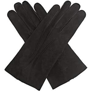 VALENTINO Suede gloves