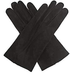 Valentino Suede gloves