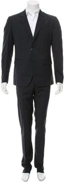 Moschino Two-Button Wool-Blend Suit w/ Tags