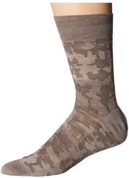 Falke Brickwall Sock Men's Crew Cut Socks Shoes