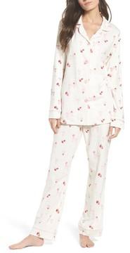 BedHead Women's Strawberries & Champagne Print Pajamas