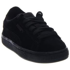 Puma Suede Iced Sneaker, 8 M, Black