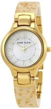 Anne Klein White Dial Ladies Watch