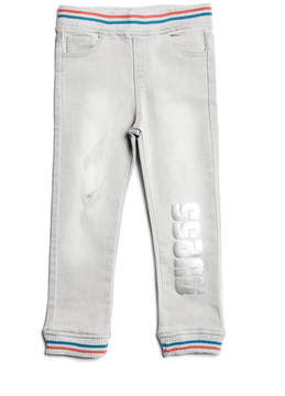 GUESS Denim Logo Joggers (2-7)