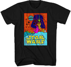Star Wars Novelty T-Shirts The New Trend Graphic Tee