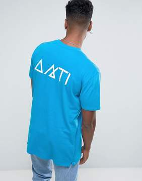 Antioch Pocket T-Shirt with Back Print