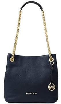 Michael Kors Jet Set Chain Strap Medium Shoulder Bag. - BLUE - STYLE