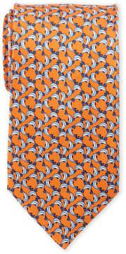 Pierre Cardin Silk Dolphin Tie