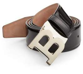 Bally Patent Leather Belt