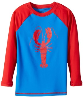 Hatley Lobster Rashguard (Toddler/Little Kids/Big Kids)