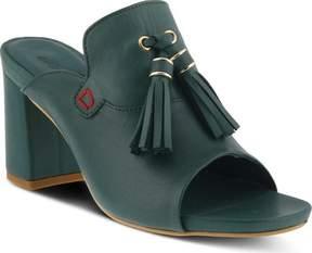 Azura Brunilda Tassel Slide Sandal (Women's)