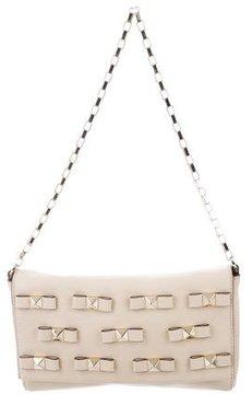 Kate Spade Leather Shoulder Bag - NEUTRALS - STYLE