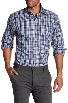 Peter Millar Mackinaw Regular Fit Tartan Shirt
