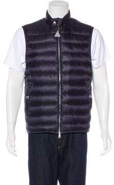 Moncler Chiclayo Down Gilet w/ Tags