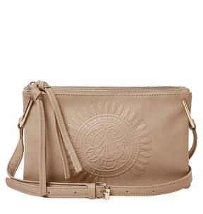 Urban Originals Flower Vegan Leather Crossbody Bag