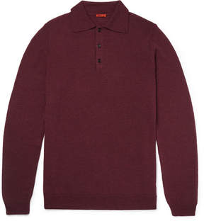 Barena Wool Polo Shirt