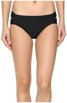 Athena Laurel Double Side Tab Pants Women's Swimwear