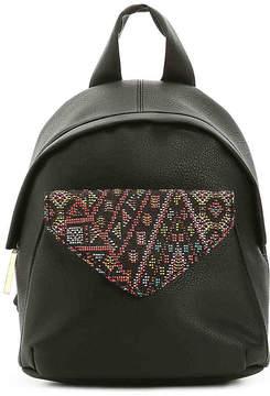 Women's Mid Backpack -Black