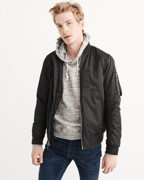 Abercrombie & Fitch Bomber Jacket