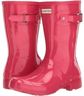 Hunter Tour Short Gloss Women's Rain Boots