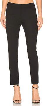 Halston Straight Ankle Pant