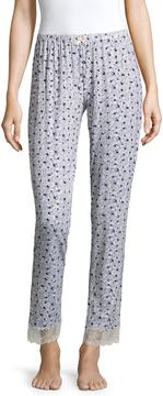 Eberjey Women's Nightingale Slim Fit Pants