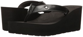 Roxy Mellie Women's Wedge Shoes