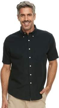 Croft & Barrow Men's Classic-Fit Button-Down Shirt