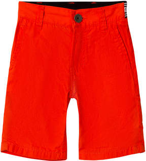 BOSS Orange Chino Shorts with Belt