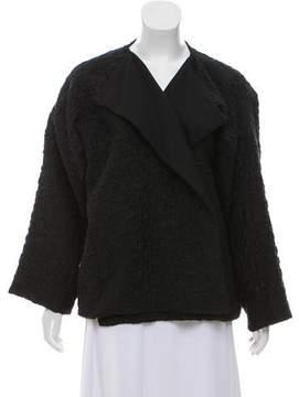 eskandar Wool Textured Jacket