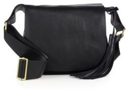 A.L.C. Henry Leather Saddle Bag