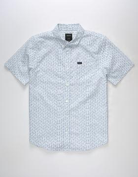 RVCA That'll Do Floral Boys Shirt
